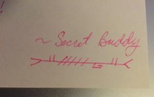 secret ogham